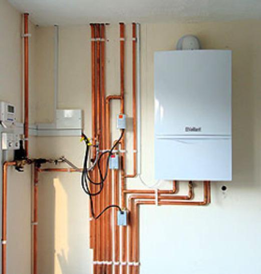 Boiler Installation: New Boiler Installation Certificate